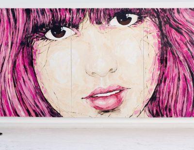 Künstler El Bocho #11 - Galerie Hegemann