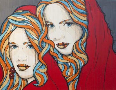Künstler El Bocho #3 - Galerie Hegemann