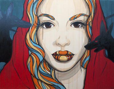 Künstler El Bocho #4 - Galerie Hegemann