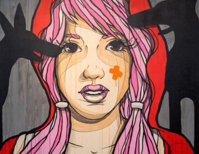 Künstler El Bocho #5 - Galerie Hegemann