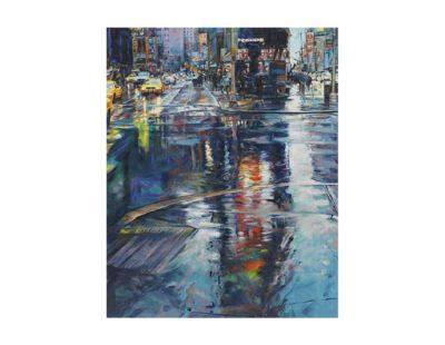 Künstler Jürgen Schmiedekampf - liquids colors - Galerie Hegemann
