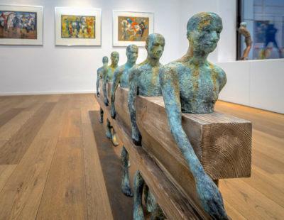 Künstler Jesús Curiá #8 - Galerie Hegemann