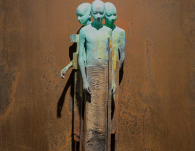 Künstler Jesús Curiá #9 - Galerie Hegemann