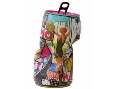 Künstler Joy' - joy_poppy_can_pink_uni_560-440x330 - Galerie Hegemann