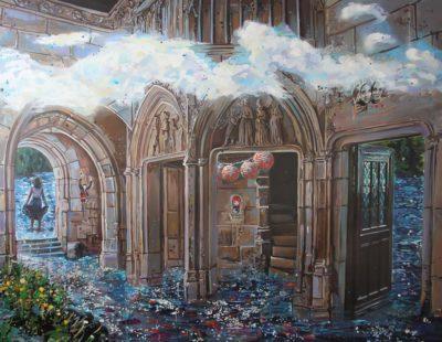 Künstler Marina Sailer #3 Sofias World - Galerie Hegemann