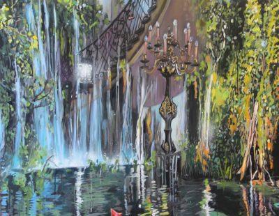 Künstler Marina Sailer #8 Quiet Heaven - Galerie Hegemann