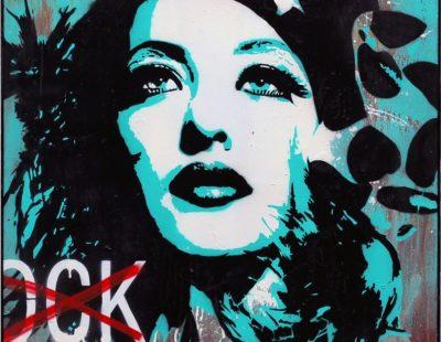 Künstler van Ray - Feel-Rock - Galerie Hegemann