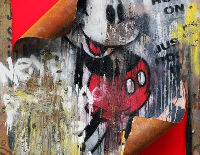 Künstler van Ray - Original-Revolution - Galerie Hegemann