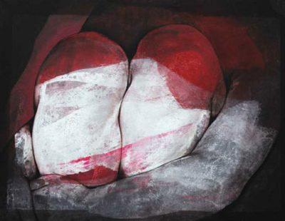 k-Künstler Étienne Gros - gros_e_genouxrouges_560-440x330 - Galerie Hegemann