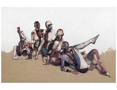 k-Künstler Carlos Orive #8 - Galerie Hegemann