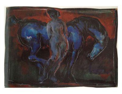 k-Künstler Erwin Hegemann #5 - Galerie Hegemann