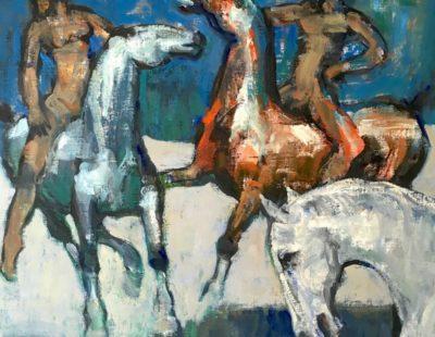 k-Künstler Erwin Hegemann #6 - Galerie Hegemann