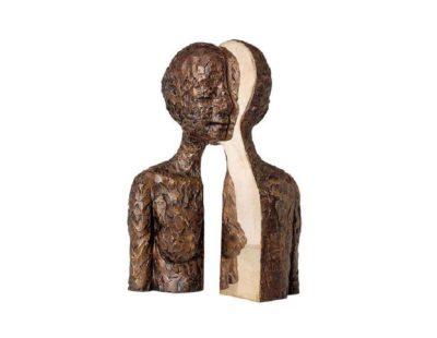 k-Künstler Tina Heuer - heuter_kuss_560 - Galerie Hegemann