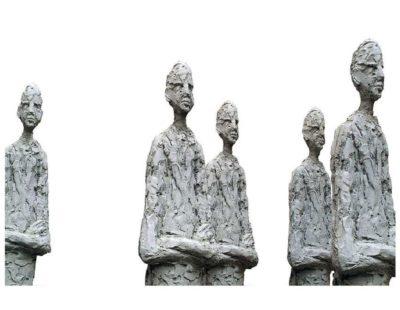 k-Künstler Tina Heuter - heuter_bedenkentraeger560 - Galerie Hegemann