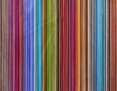 Jacqueline Bozon, Inner Space, 2018, Acryl, Kunstharz auf Leinwand, 80 x 80 cm - Galerie Hegemann