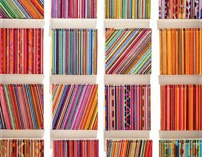 Jacqueline Bozon, Untitled Blocks, 2018, Acryl, Kunstharz auf Leinwand, 15 x 15 cm - Galerie Hegemann